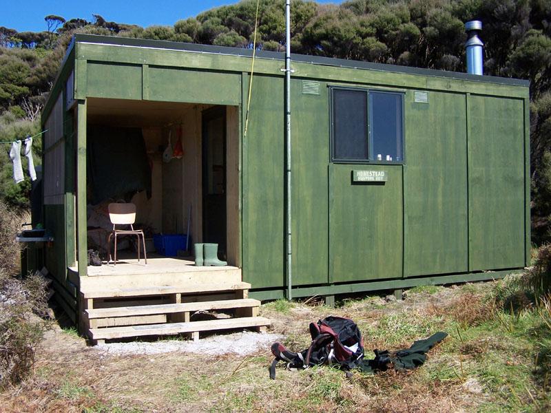 Masons Hut